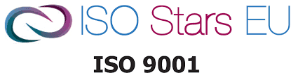 "Our School is certified to the ""EN ISO 9001:2015"
