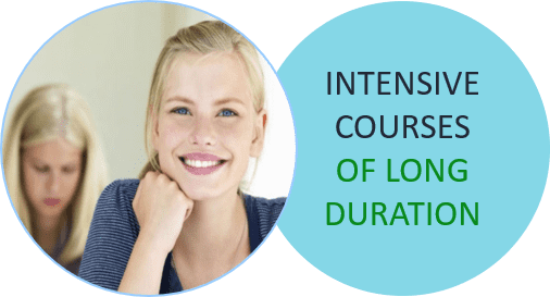 italian intensive courses long duration