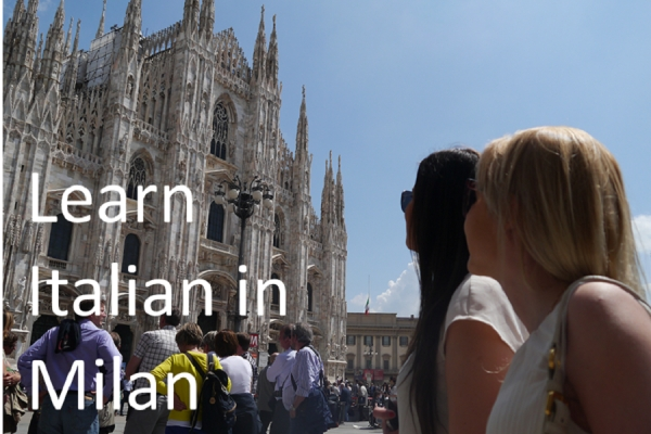 Learn Italian in Milan